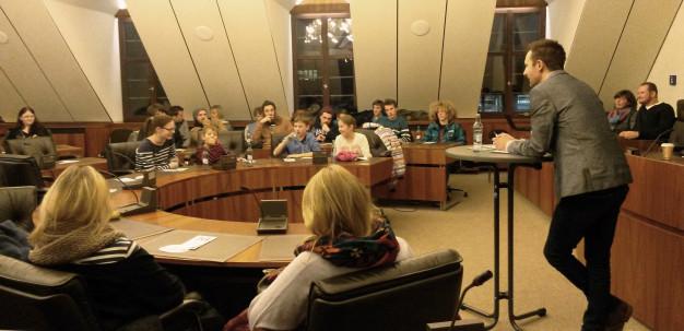 Bild zur 1. Jungbürgerversammlung